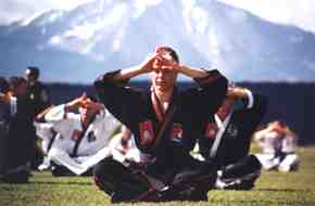 Qi Gong breathings in Colorado